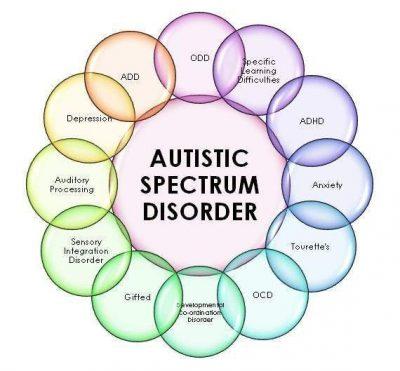 spektrum autis